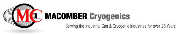 Macomber Cryogenics | Serving the Industrial Gas & Cryogenic Industries for over 25 Years